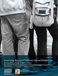 Improving Access to Children's Mental Health Care: Lessons from a Study of Eleven States