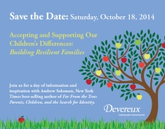 Conference Save the Date: Saturday, October 18, 2014
