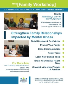 Building Family Bonds Workshop