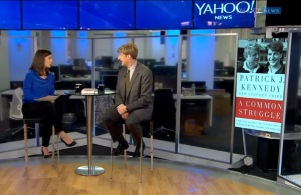 Patrick Kennedy Yahoo New interview